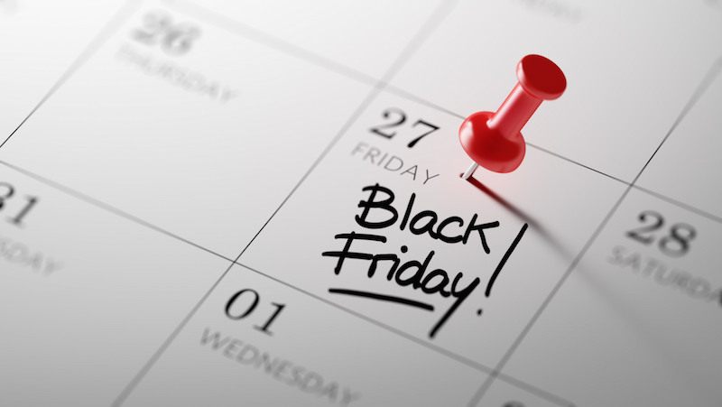 black friday b2b sales lessons