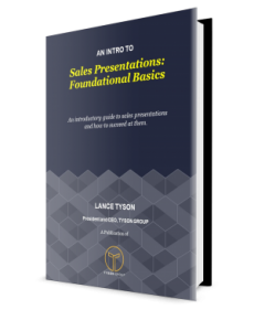 Sales Presentations Fundamentals Tyson Group