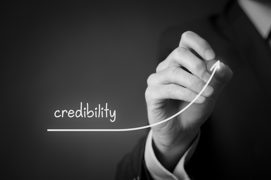 building your credibility will accelerate your sales process