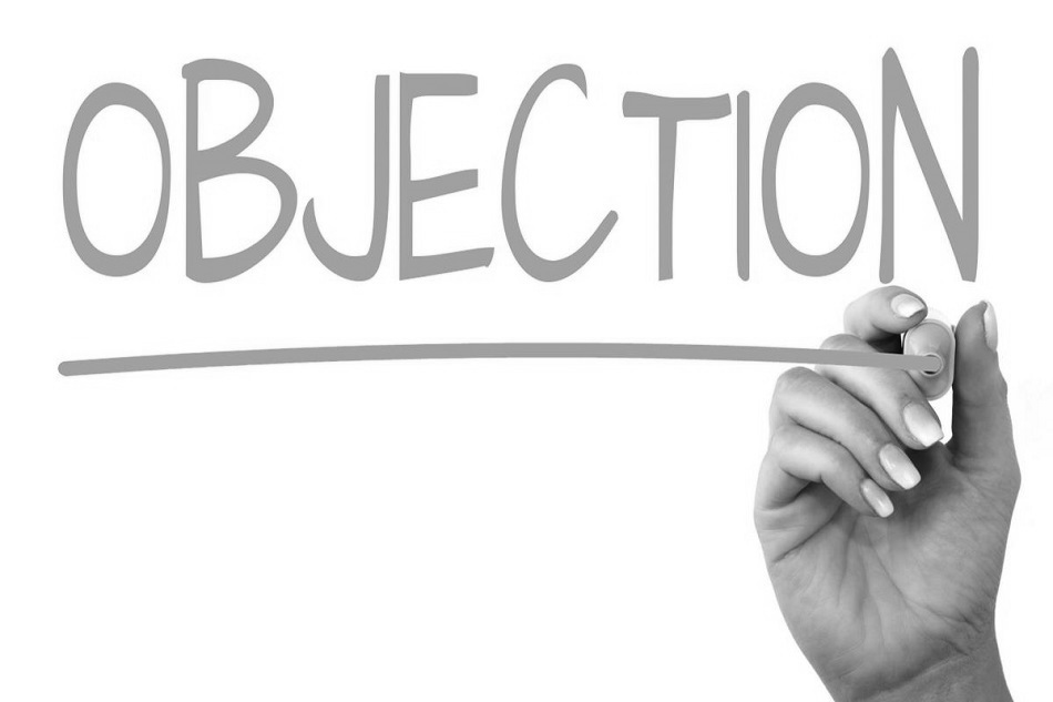 sales objections sales training exercise