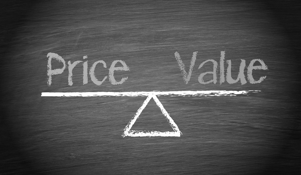 price and value in negotiating sales objections