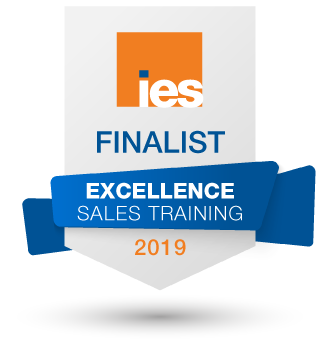 IES Finalist for Excellence in Sales Training