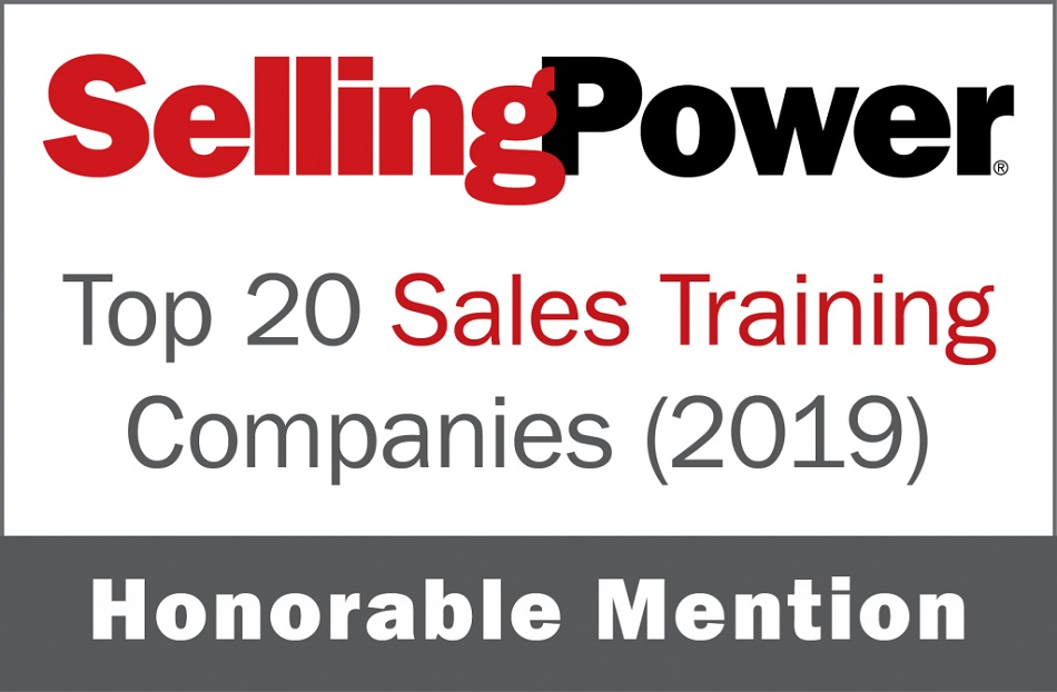 sellingpower tyson group award 2019