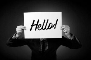 Use sales starters for a strong sales opening