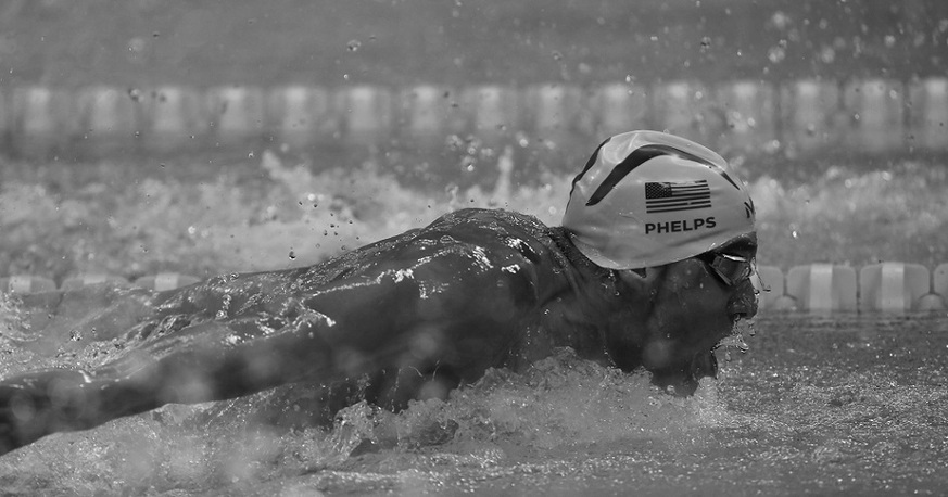 Sales as an Olympic Sport Phelps in Swimming Relay